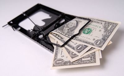 Don't get trapped by financial mistakes during a divorce.