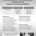Family Divorce Solutions Conference XII