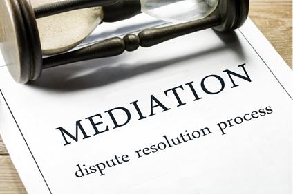 elevated mediation dispute