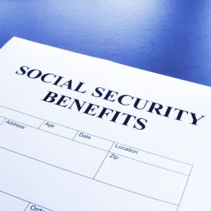 Social Security Benefits Application